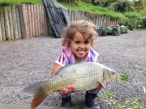 Aliyah Page - 5lb Common Number 1!