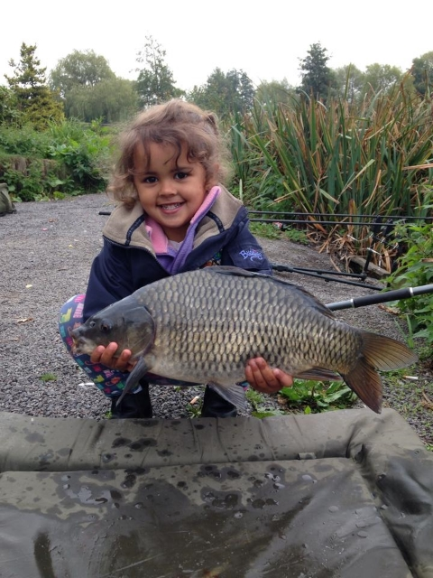 Aliyah Page - 5lb Common Number 2!