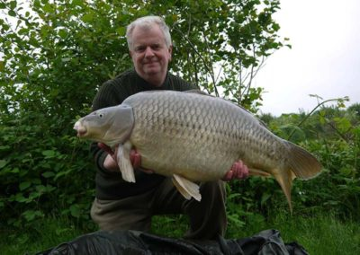 36lb 12oz Common - Specimen Lake