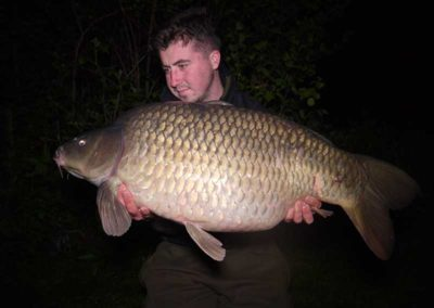 40lb 2oz Common - Specimen Lake