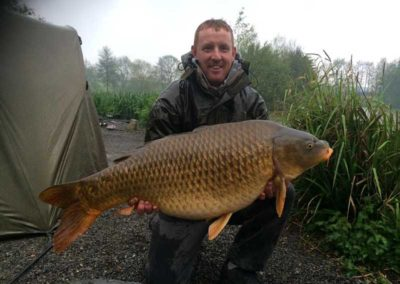 37lb 4oz Common - Main Lake