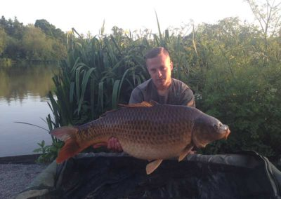 37lb 6oz Common - Main Lake