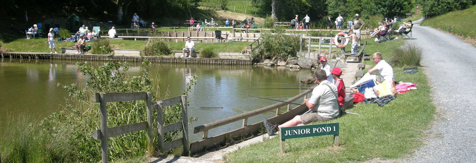 Junior Fishing Ponds