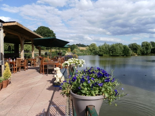 Waterside Cafe Hawkhurst Fish Farm