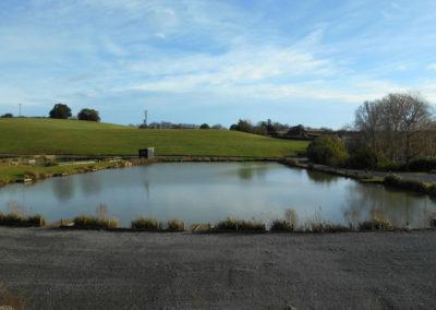 Pleasure Lake at Hawkhurst Fish Farm