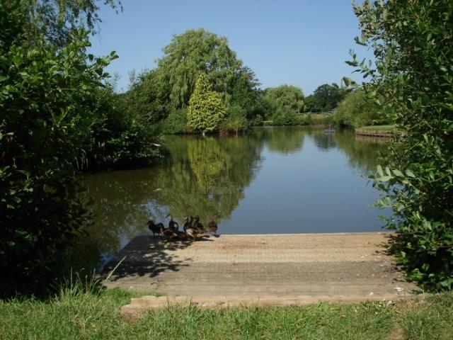 Hawkhurst Fish Farm Dove Lake