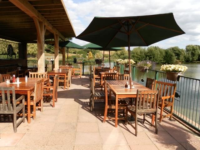 Waterside Cafe Hawkhurst Fish Farm