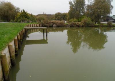 Quarry Lake Hawkhurst Fish Farm