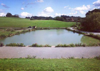 Quarry Lake - Hawkhurst Fish Farm